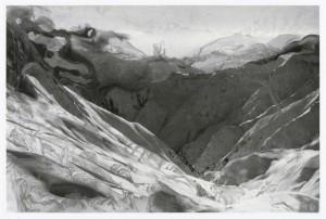 "© Sebastiaan Bremer 2006, ""Diamond Tip"", intaglio and archival inkjet print, 11.25"" x 17"" image, 17.75"" x 22.85"" sheet. Price: $2,000"
