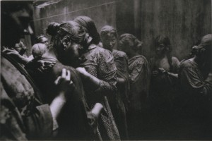 "© Zana Briski, 2001, ""Sex Workers of Calcutta VI.""  Photogravure, 10.75"" x 15.75"" image, 22.25"" x 31"" sheet. Price: $5,000"