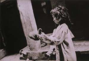 "© Zana Briski, 2001, ""Sex Workers of Calcutta VII.""  Photogravure, 10.75"" x 15.75"" image, 22.25"" x 31"" sheet. Price: $5,000"