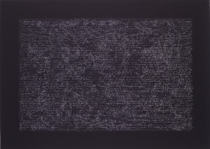 """© Theresa Chong, 2004, """"Mapping Notations and Gestures, Bach Suite Prelude Series: BS Pre-Licht"""". Etching, 18.75"""" x 28.75""""  image, 24.75"""" x 34.75"""" sheet. Price: $1,800"""