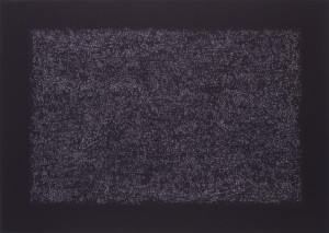 """© Theresa Chong, 2004, """"Mapping Notations and Gestures, Bach Suite Prelude Series: BS Pre-None"""". Etching, 18.75"""" x 28.75""""  image, 24.75"""" x 34.75"""" sheet. Price: $1,800"""