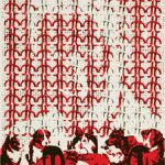 """Rob Conger. """"Rugs I'll Never Make,"""" 2005.  Screenprint. 27.5"""" x 20"""" image, 30"""" x 22"""" sheet. Edition of 75.  List price: $750; Sale price: $350 / $625 framed."""